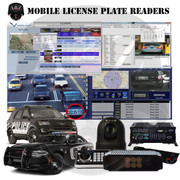 A2Z MSS-LPR Vehicle Mobile License Plate Reader | Recognition Systems