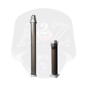 A2Z EPM Series Extreme Duty Pneumatic Telescopic Mast