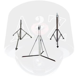 A2Z Rapid Tactical Portable Tripod Telescopic Mast Systems