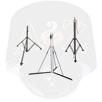A2Z Rapid Tactical Portable Tripod Telescopic Mast Systems