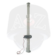 A2Z EWM Mechanical Electric Winch Telescopic Mast System
