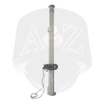 A2Z EWM Mechanical Electric Winch Telescopic Mast System
