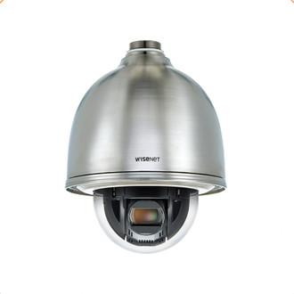 Hanwha XNP-6320HS Stainless Steel 2MP 32x PTZ IP Camera
