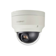 Hanwha XNP-6120H Outdoor Vandal Dome 12x 2MP Mini PTZ IP Camera