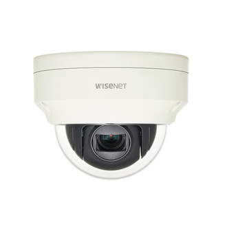 Hanwha XNP-6040H 2MP 4.3x Vandal Outdoor Micro PTZ Dome IP Camera