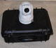A2Z QPTZ9 Quick Magnet Mount Mobile Vehicle IR HD PTZ Camera White on Carrying Case