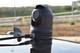 A2Z QPTZ9 Quick Magnet Mount Mobile Vehicle IR HD PTZ Camera Black showing quick connect cable