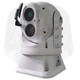 A2Z VPTZL923 Vehicle Mobile Laser IR HD PTZ Camera Wiper in White
