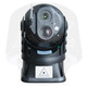 A2Z Vehicle Rugged Mobile Laser IR HD PTZ IP Camera Wiper Front View Black VPTZL923