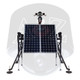 A2Z M3SP Modular Mobile Mast SOLAR POWERED Surveillance Platform including Wireless 4G and Multiple Security Cameras