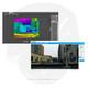 A2Z MOD-EO  Modular IP PTZ Camera Web Interface Sample - May Vary Per Config