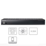 slim form factor 8ch DVR Samsung
