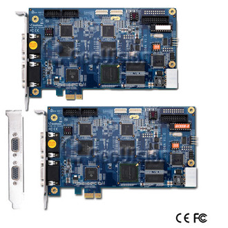 16ch DVR Card Kit