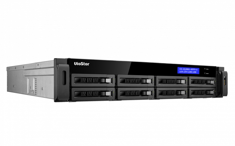 QNAP VS-4012U-RP Pro NVR Windows