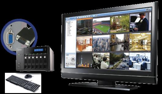 QNAP VS-8140 Pro+ NVR Drivers