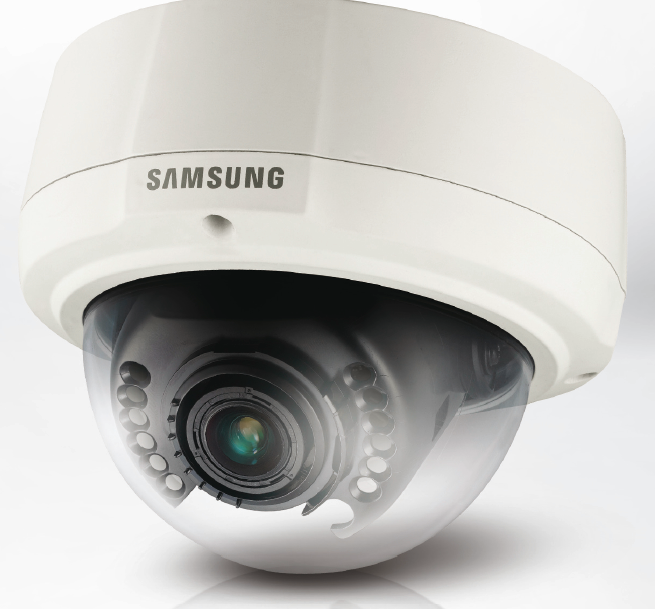 Samsung SNV-1080R Network Camera Drivers Download (2019)