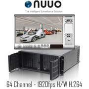 64 channel PC DVR Rackmount System NUUO