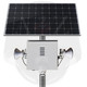 A2Z SS-IRE Solar Dual Radio Wireless HD and UHD IR Eyeball Camera Systems (Two Radios for Repeater, Relay or Daisy chain)