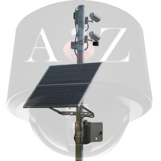 A2Z Solar 4G License Plate Recognition System SS-LPR-NR-4G