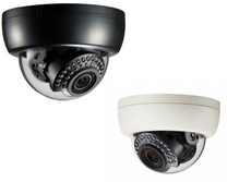 KT&C KPC-DNW100NHV15 WDR Infrared Dome Security Camera