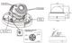 KT&C KPC-DNW100NHV15 diagram