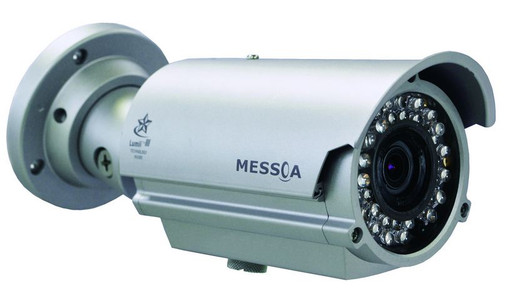 Messoa SCR368-HN5 High Performance WDR Infrared Bullet Style Security Camera