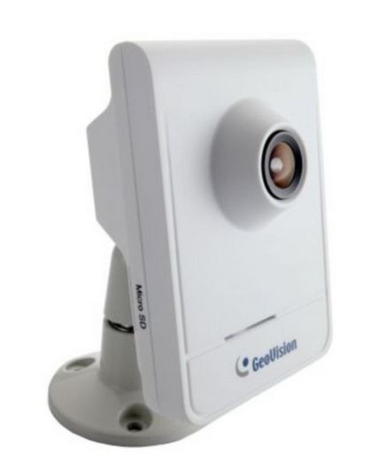 Geovision GV-CBW120 Wireless Megapixel IP Cube Security Camera