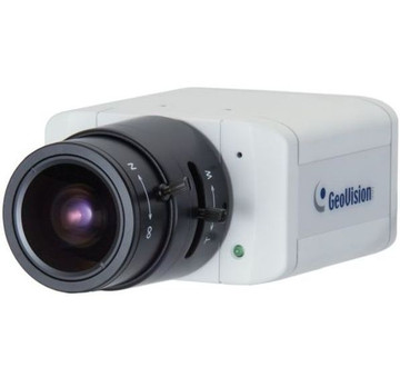 Geovision GV-BX520D 5 Megapixel WDR Day/Night IP Security Camera
