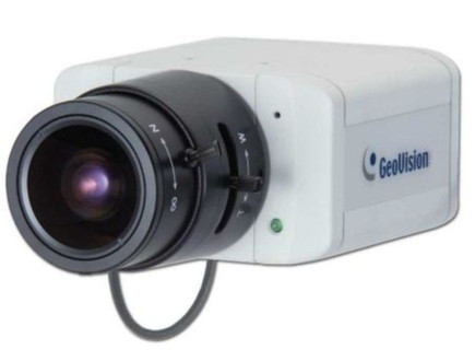 Geovision GV-BX140DW WDR Pro Day/Night 1.3 Megapixel IP Security Camera