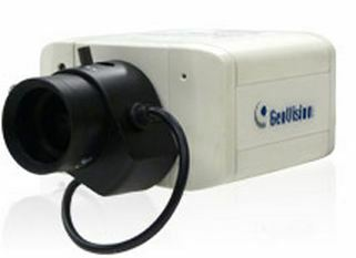 Geovision GV-BX2400 2 Megapixel 1080P HD IP Security Camera