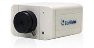 Geovision GV-BX1300 Megapixel IP Security Camera with Fixed Lens