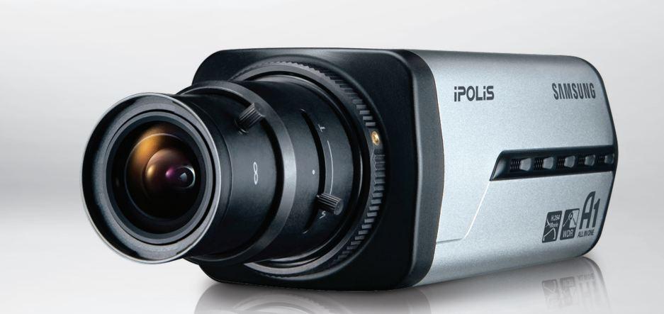 Samsung SNB-5001 IP Camera Driver