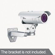 ACTi IR H.264 Outdoor Megapixel Infrared IP Bullet security camera