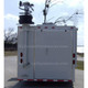 A2Z MCCT-E32 32ft Mobile Command Center Trailer White version with rear mounted mast