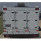 A2Z MCCT-LITE Mobile Command Center Trailer Lite rear equipment compartments