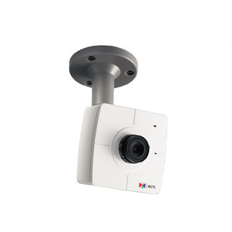 ACTi Megapixel Cube IP Security Camera H.264