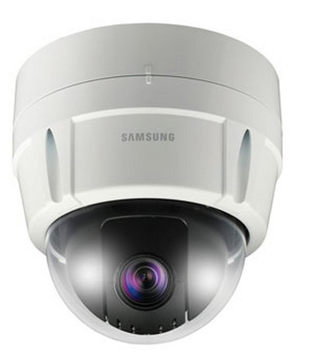 Samsung SNP-3120V Network Camera 64x