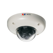 ACTi Megapixel Weatherproof Megapixel Vandal Proof Mini Network Dome Camera