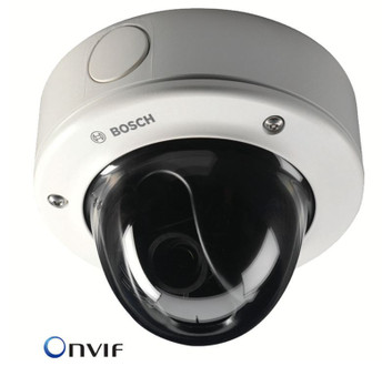 Bosch FlexiDome NDN-921-V03-PS Vandal 720P HD IP Dome Cameras
