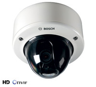 Bosch FlexiDome NIN-733-V03IP Starlight Vandal HD Dome IP Camera