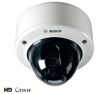 Bosch NIN-932-V03IP FlexiDome HD HDR 1080P Vandal-Resistant IP Dome Camera plus IVA