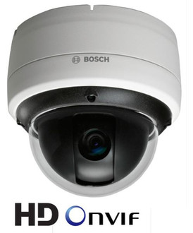 Bosch VJR-F801 Series AutoDome Junior HD IP Dome Camera with IVA