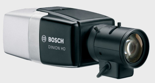 Bosch NBN-733V-IP Dinion HD 720p Starlight IP Security Camera with IVA (intelligent Video Analysis)