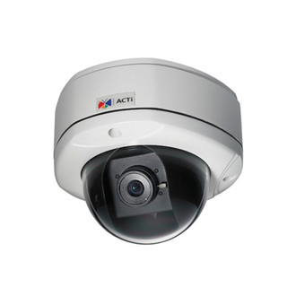 ACTi 4 Megapixel Vandal Proof HD Dome Security Camera