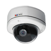 ACTi HD Megapixel Vandal Proof Dome Network Security Cameras