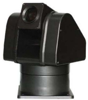 A2Z Security Cameras AZ61NV6S 36x Mobile PTZ Camera System