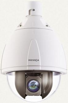 MESSOA NIC910HPRO-HN2 18x Vandal-Proof Dome PTZ IP Camera