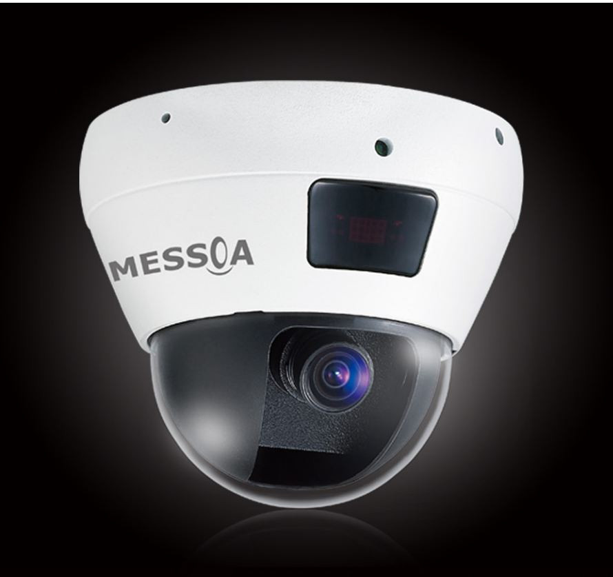 MESSOA NDF831PRO IP Camera Mac