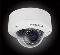 MESSOA NDR302-HN2 3-Megapixel Outdoor IR Dome IP Camera
