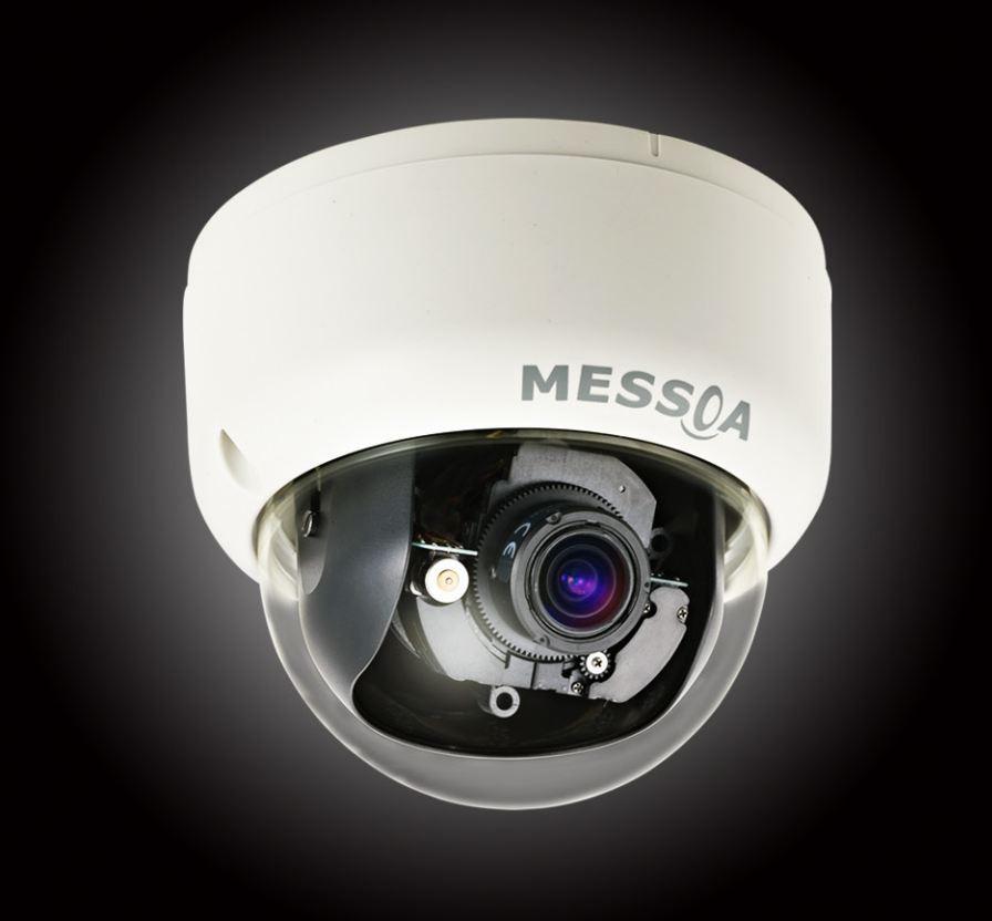 MESSOA NDF820 IP Camera Windows 7